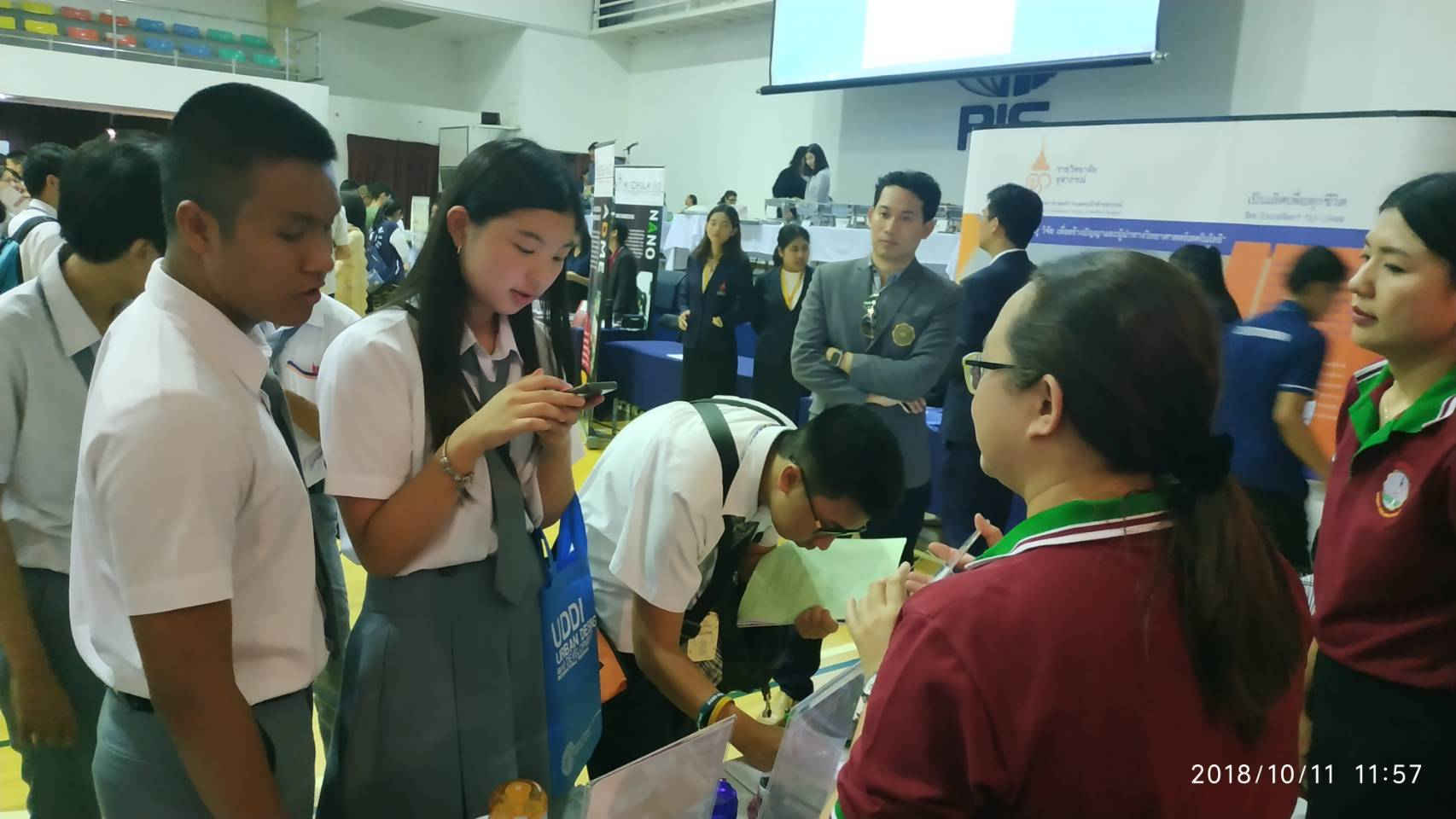 Thai College Fair 2018 11/10/18