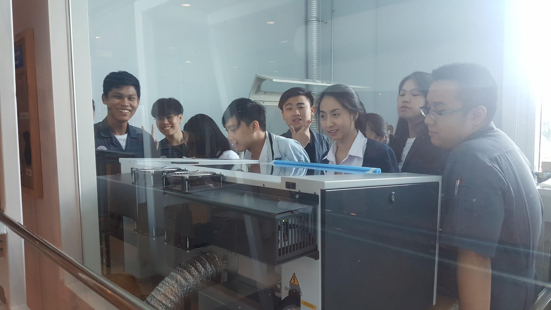ME109 3D Printing